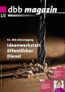 dbb Magazin
